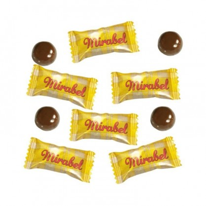 Chocolats mirabel x 200