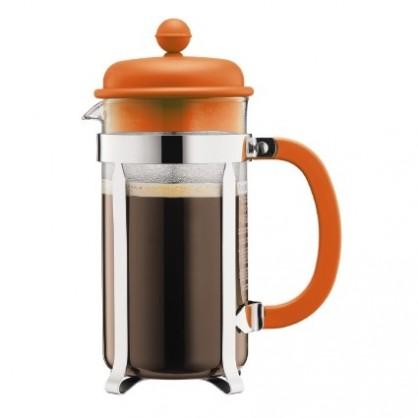 Cafetière à piston 8 Tasses 1L Bodum Orange