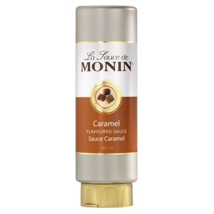 Sauce caramel Monin 50cl