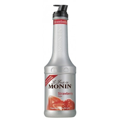 Le fruit de Monin Fraise 1L