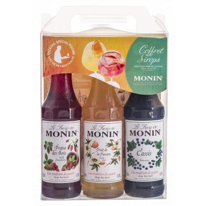 Coffret sirop Spécial Piscine – 3x25cl Monin