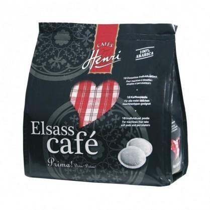 Pochon de 18 dosettes Elsass Café