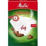 Filtre à café Melitta 1X4 avec détartrant