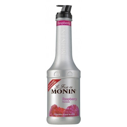 Le fruit de Monin Framboise 1L