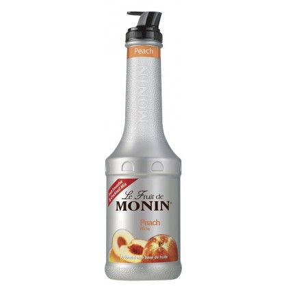 Le fruit de Monin Pêche 1L