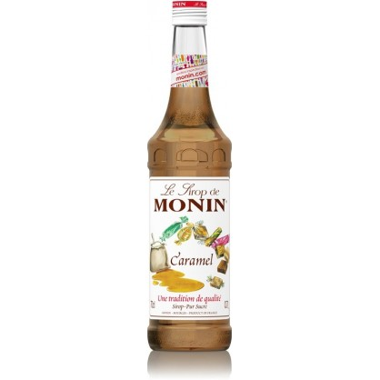 Sirop caramel Monin 70cl