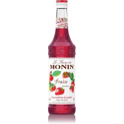 Sirop fraise Monin 1L