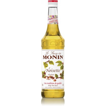 Sirop noisette Monin 70cl