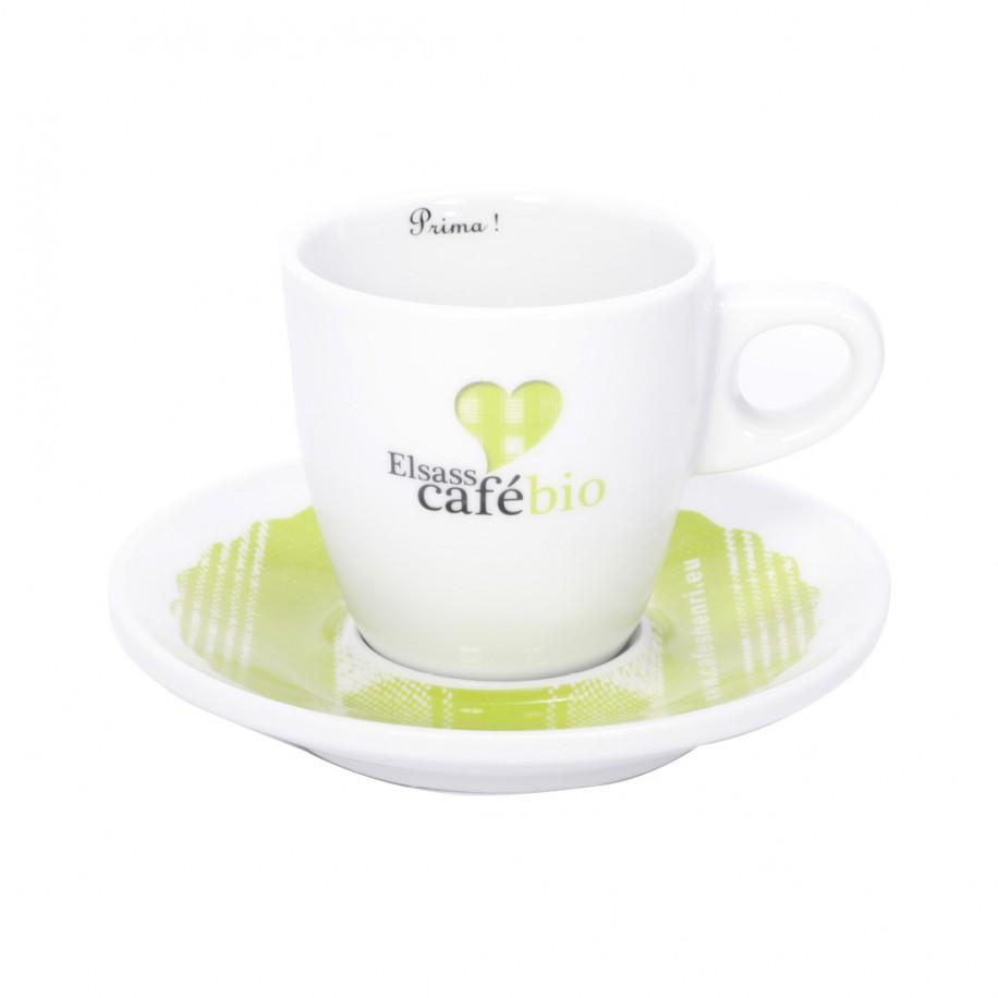 Tasse Elsass café bio 17 cl