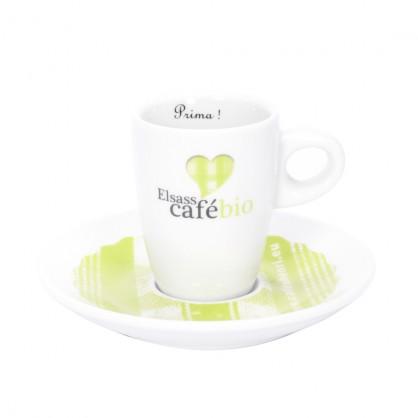 Tasse Elsass café bio 7 cl