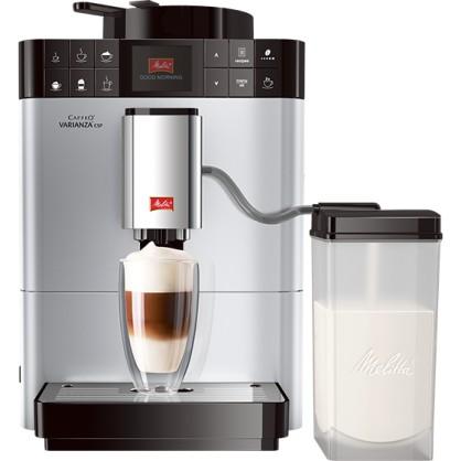 Caffeo Varianza CSP F57/0-101 Argent Melitta