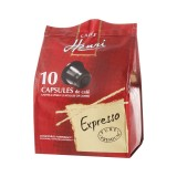 Espresso capsules étui de 10