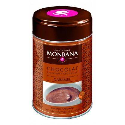 Chocolat en poudre aromatisé au caramel 250g