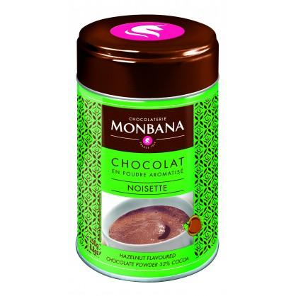 Chocolat en poudre aromatisé à la noisette 250g