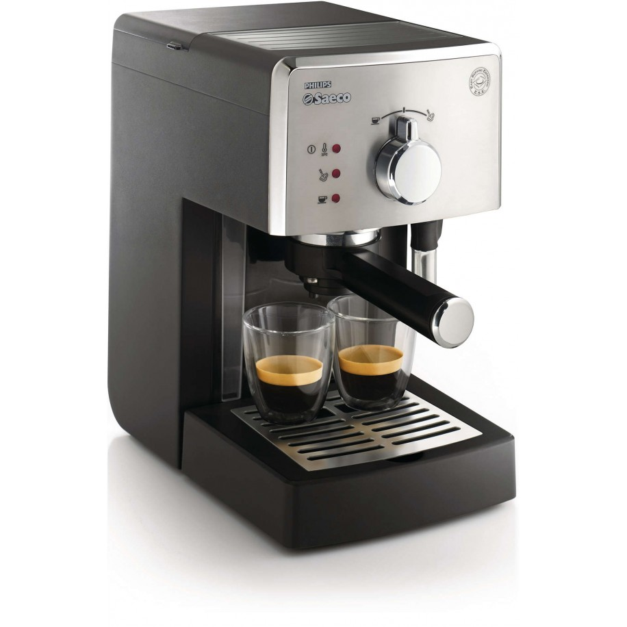 Machine caf expresso manuelle saeco boutique caf s henri - Machine a cafe expresso ...