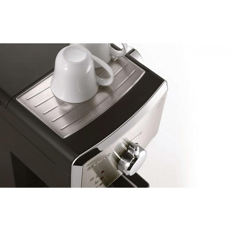 machine caf expresso manuelle saeco boutique caf s henri. Black Bedroom Furniture Sets. Home Design Ideas