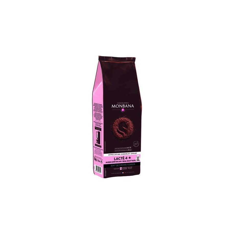 Préparation pour boisson lactée au chocolat en poudre - Sac 1kg