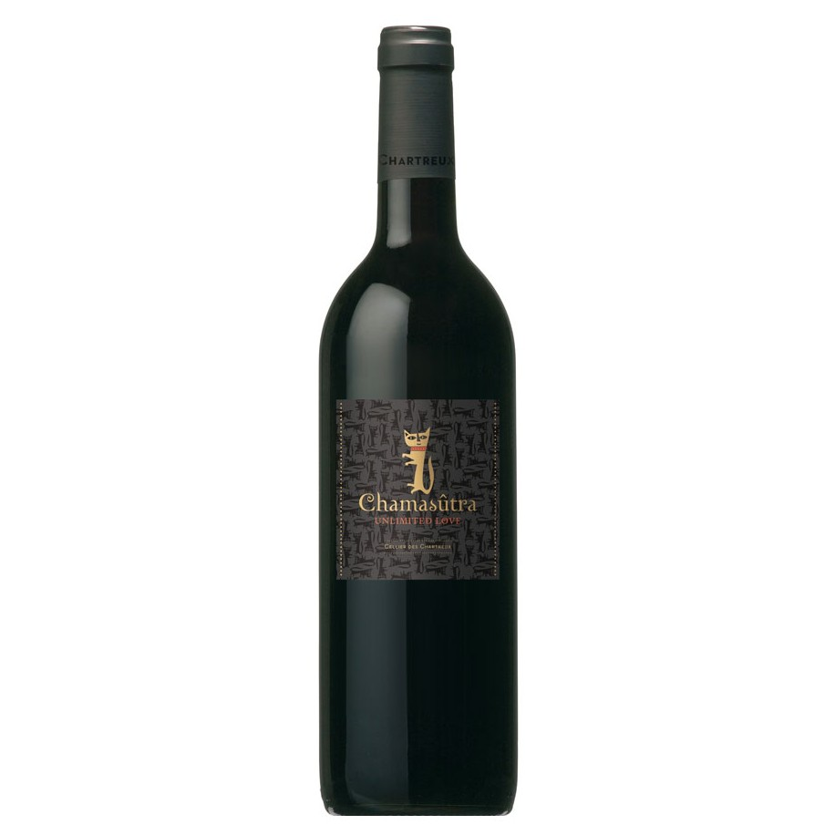 Chamasûtra Rouge IGP 75cl