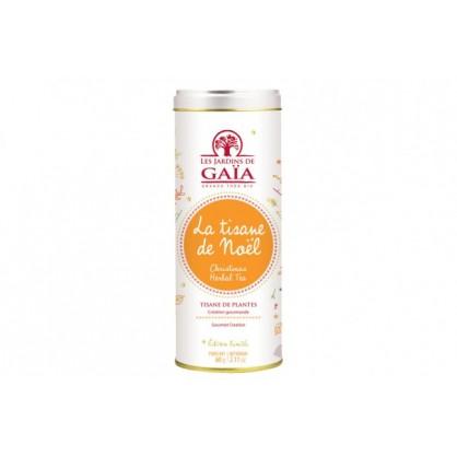 Tisane de Noël - Les jardins de Gaia 60g