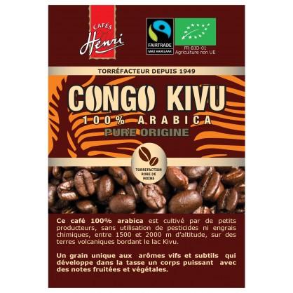 Congo Kivu Fairtrade bio
