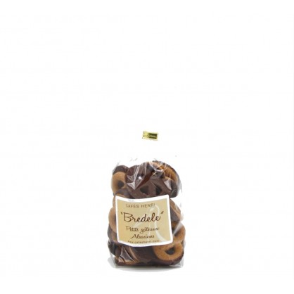 Bretzel au chocolat 150g