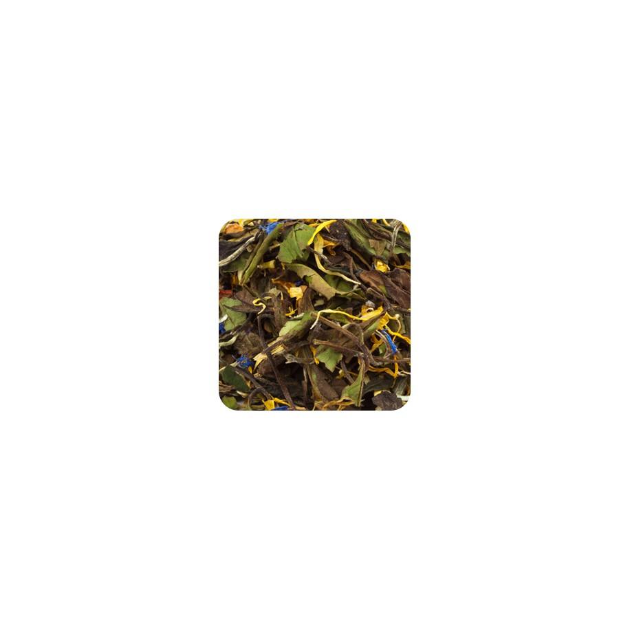 Thé blanc aux mûres 100g
