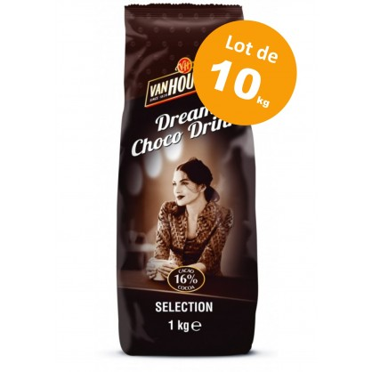 Dream choco drink Van Houten Sélection 16% cacao