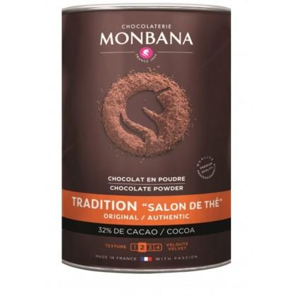 Chocolat en poudre 1Kg - Spécial salon de thé
