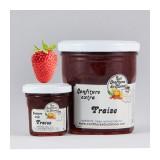 Confiture de fraise 350g