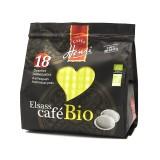 Pochon de 18 dosettes Elsass Café BIO