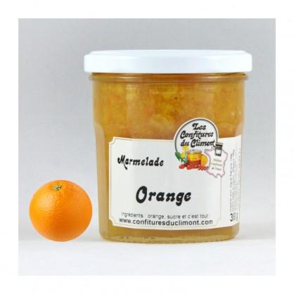 Marmelade à l'orange 350g