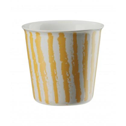 Gobelet café Lungo Coppetta 25cl jaune