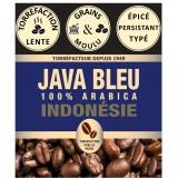 Java bleu d'Indonésie