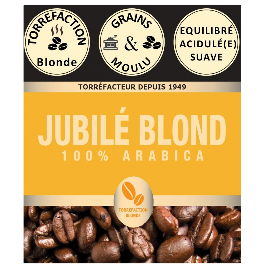 Jubilé blond