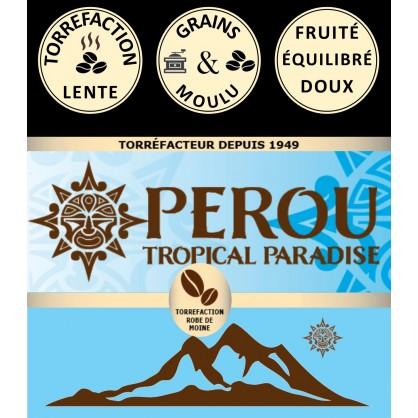 Pérou Tropical Paradise