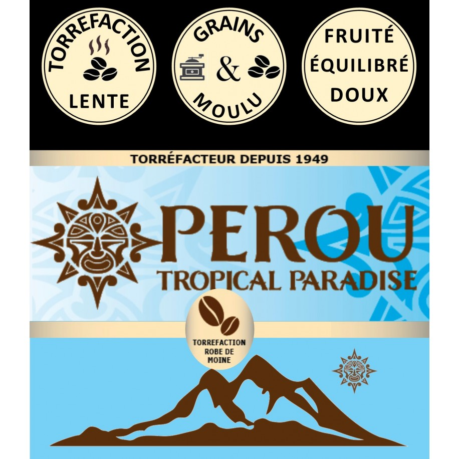 Pérou Tropical Paradise