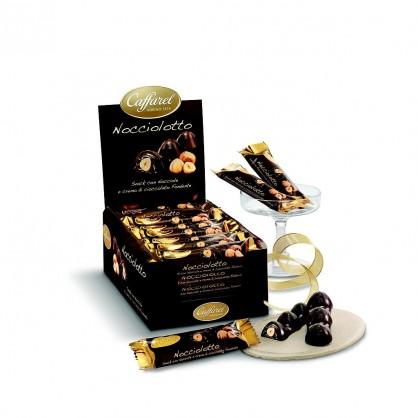 Barre Nocciolotto chocolat noir