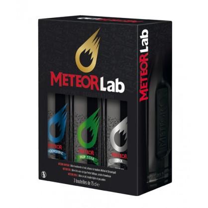 Coffret Meteor 3 bouteilles