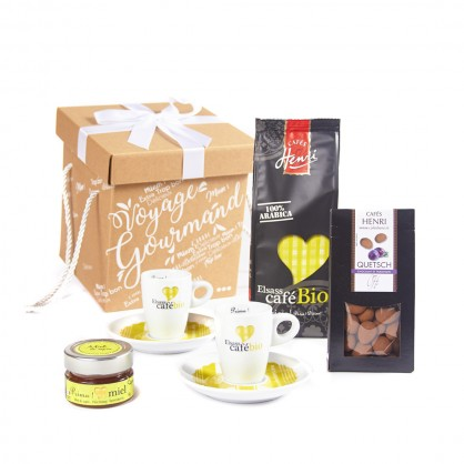 LE COFFRET CAFE BIO