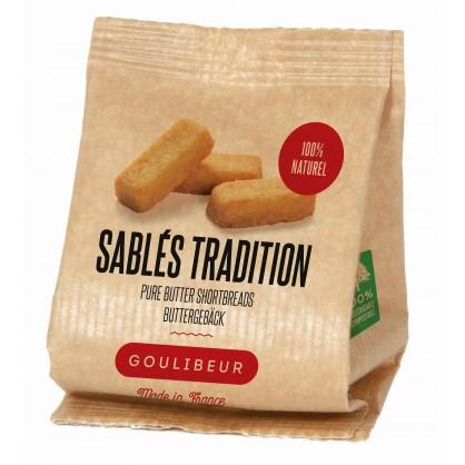 Sablés tradition pur beurre