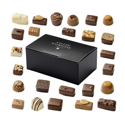 Ballotin de chocolats Vallée d'Origine 750g