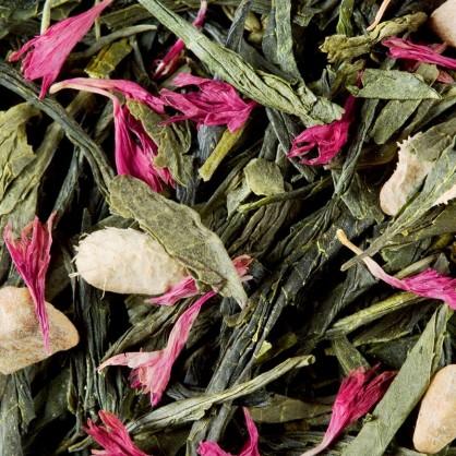 Miss Dammann thé vert 25 sachets cristal