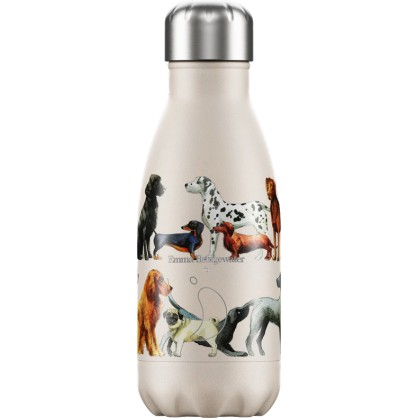 Bouteille isotherme 500ml Flamant Rouge