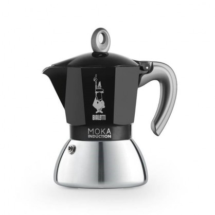 Cafetière Moka 4 tasses Induction Bialetti