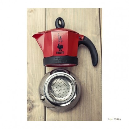 Cafetière Moka 6 tasses Induction Bialetti