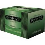 Thé vert 25 sachets Barronny's