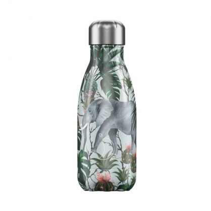 Bouteille isotherme 260ml Tropical Elephant