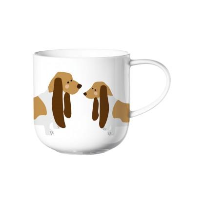 Mug Basset Hound COPPA